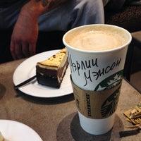 Photo taken at Starbucks by akari_akari on 2/15/2015