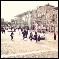 Снимок сделан в Европейская площадь пользователем Андрей К. 3/28/2013