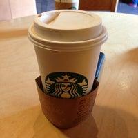 Photo taken at Starbucks by Dennies G. on 1/3/2013