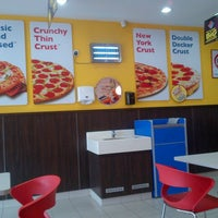 Photo taken at Domino's Pizza by Vera Aja . on 1/16/2013