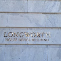 Photo taken at Longworth House Office Building by Karen H. on 6/8/2013