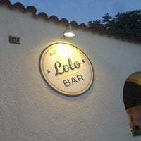 Photo taken at Bar Lolo by Leonora C. on 8/13/2013