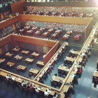 Photo taken at National Library of China by geebaozi g. on 9/14/2012