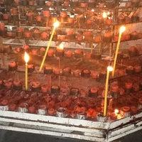 Photo taken at Redemptorist Church by Algene C. on 11/11/2012