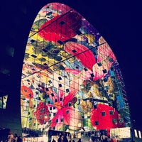 Photo taken at Markthal by Sisi Z. on 10/3/2014