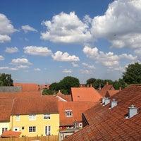 Photo taken at Hotel Dagmar by Sisi Z. on 7/25/2014