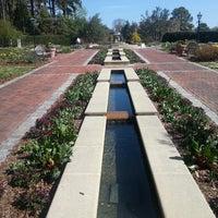 Photo taken at Norfolk Botanical Garden by Kanika M. on 4/11/2013