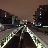 Photo taken at MTR Kowloon Tong Station by John L. on 11/24/2012