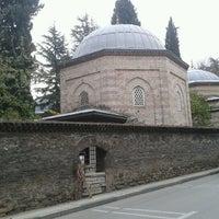 12/6/2012 tarihinde Laren .ziyaretçi tarafından Muradiye Külliyesi'de çekilen fotoğraf