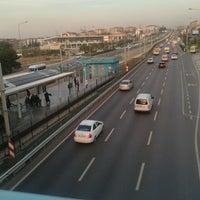 Photo taken at Ataevler Metro İstasyonu by Laren . on 10/9/2013