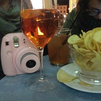 Photo taken at Bar Alla Loggia by Lavinia B. on 3/26/2014