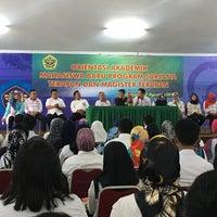 Photo taken at Sekolah Tinggi Ilmu Administrasi - Lembaga Administrasi Negara (STIA LAN) by Fajar on 8/14/2017