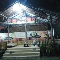 Photo taken at Nusantara Cafe & Resto by Tumpal Leonardo N. on 7/7/2013