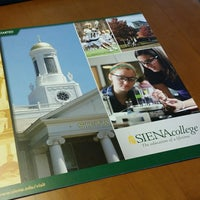 Photo taken at Siena College by Fred C. on 8/14/2014