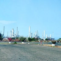 Photo taken at PT. Trans Pacific Petrochemical Indotama (TPPI) by Ibad F. on 11/18/2015