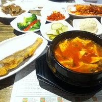 4/22/2013에 Jun W.님이 BCD Tofu House에서 찍은 사진