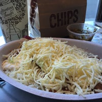 Photo taken at Chipotle Mexican Grill by Elizabeth C. on 2/3/2016