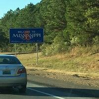 Photo taken at Mississippi by Renee Wilder C. on 11/11/2016