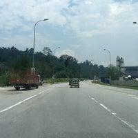 Photo taken at Kem Bina Negara Meru by Siti Nuraznie I. on 3/9/2013