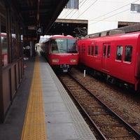 Photo taken at Kō Station (NH04) by yoshifumi k. on 10/5/2013