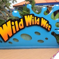 Photo taken at Wild Wild Wet by Neil Patrick P. on 5/10/2013
