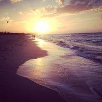 Photo taken at Playas de Varadero by Anna M. on 1/12/2013