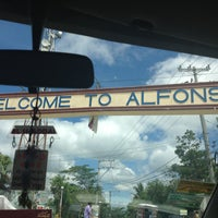 Photo taken at Municipality  of Alfonso Cavite by April F. on 3/28/2013