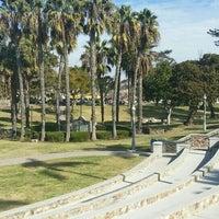Photo taken at Memorial Park by Yordanos B. on 1/17/2016