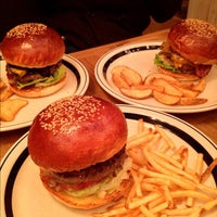 Photo taken at The Great Burger by Takanori M. on 10/24/2012