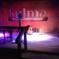 Photo taken at Kulma - House of Rock and Food by Mikko K. on 4/4/2014