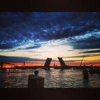 Photo taken at Palace Bridge by Kryakrya K. on 6/1/2013