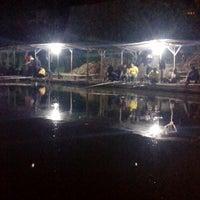 Photo taken at kolam pamancingan KDS sukarno hata by Usman A. on 8/24/2013