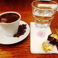 Das Foto wurde bei Kahve Dünyası von Buğra Ersin A. am 1/18/2015 aufgenommen