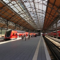 Photo taken at Lübeck Hauptbahnhof by Алексей С. on 7/6/2013