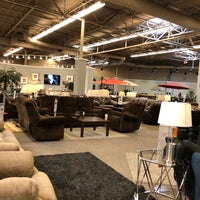 ... Photo Taken At Ashley Furniture HomeStore By Brian W. On 11/12/2017 ...