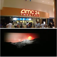 Photo taken at AMC Aventura 24 by Ralph r. on 11/17/2012
