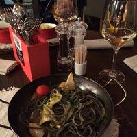 Снимок сделан в Большая кухня пользователем Nadya S. 2/14/2015