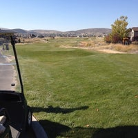 Photo taken at The Ranches Golf Club by Tyler H. on 10/19/2013