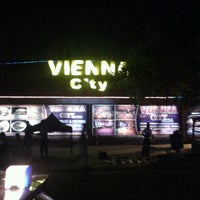 Photo taken at Vienna City by Arda B. on 8/17/2013