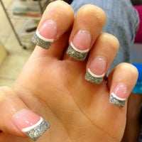 Photo taken at World Nails by Brooke L. on 8/29/2013