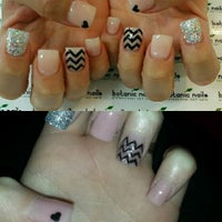 Photo taken at World Nails by Brooke L. on 3/9/2014