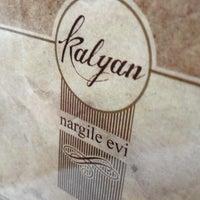 12/13/2012 tarihinde Buğra® T.ziyaretçi tarafından Kalyan Nargile Evi'de çekilen fotoğraf