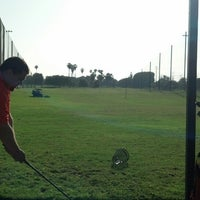 Photo taken at Dad Miller Golf Course by Larissa H. on 6/8/2013