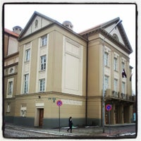 Photo taken at Liepājas teātris by Roberts N. on 3/30/2013