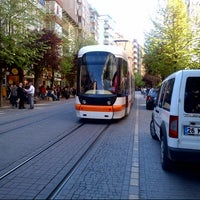 Photo taken at Doktorlar Caddesi by Eren DOĞAN on 4/26/2013