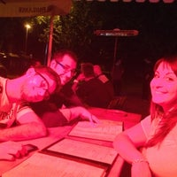 Photo taken at Aloisius Birreria by Federica F. on 9/23/2012