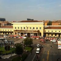 Photo taken at Stazione Bologna Centrale by Gökhan K. on 10/18/2012