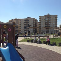 Photo taken at Yörük Ali Efe Parkı by Gökhan K. on 3/24/2013