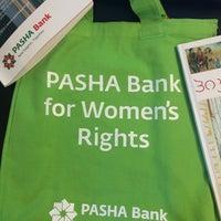 Photo taken at Pasha Bank | პაშა ბანკი by დიანა on 3/6/2015