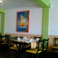 Photo taken at Mi Empanada by Walesca M. on 7/17/2015